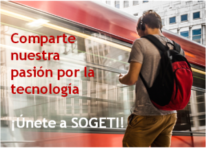 VEN A FORMAR PARTE DE NUESTRA COMUNIDAD DE EXPERTOS TECNOLÓGICOS