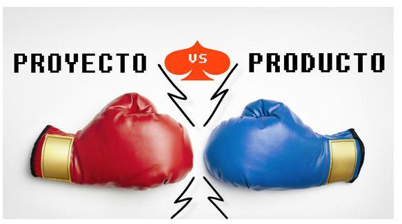 Duelo de calidad: Proyecto vsProducto