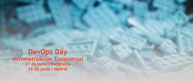 DevOps Day AutomatizaciónTransversal