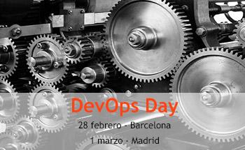 Vuelven los DevOps Day el 28 de febrero y 1 demarzo