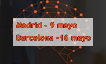 ¿Quieres ver lo que otros no ven? La respuesta, el 9 de mayo en Madrid y el 16 de mayo enBarcelona
