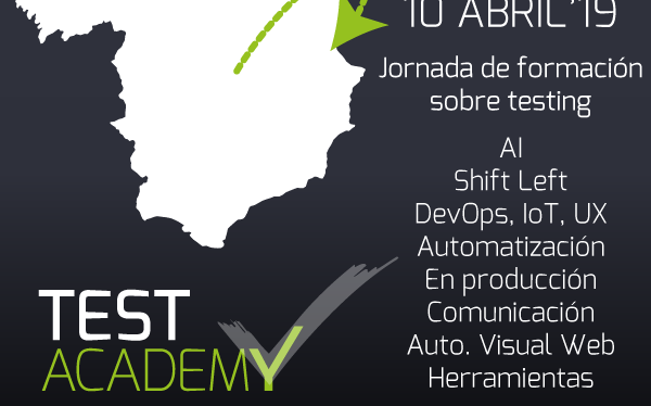 ¿Preparado para el Test Academy Valencia? No te pierdas la primera edición el próximo 10 deabril